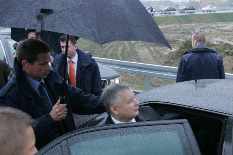 Ochrona prezesa PiS Jarosława Kaczyńskiego ma kosztować 1,6 mln zł rocznie.