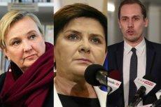 Kandydaci w wyborach do Parlamentu Europejskiego w okręgu łączącym województwa małopolskie i świętokrzyskie.