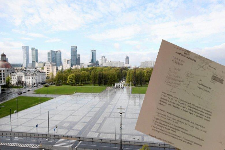 Znany każdemu Polakowi Plac Piłsudskiego w Warszawie, ma już nie podlegać miastu. Chce go przejąć... rząd.