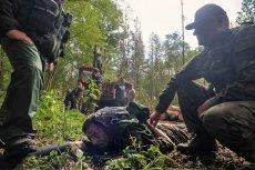 Tym razem interwencja Straży Leśnej skończyła się odwiezieniem jednego z ekologów do szpitala.
