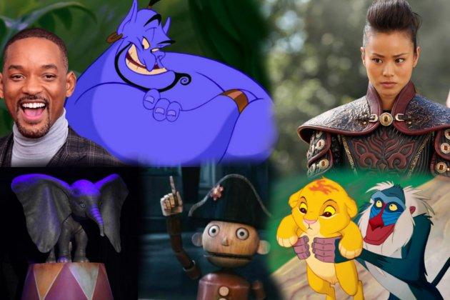 Disney planuje zbombardować kina aktorskimi wersjami kultowych produkcji.