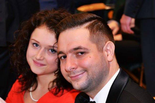 Anna i Patryk Jaki wychowują dziecko z zespołem Downa.