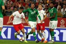 Polska zremisowała 1:1 z Irlandią w towarzyskim meczu na Stadionie Wrocław.