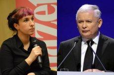 Marta Kaczyńska stawia zaskakującą tezę na temat swojego wuja. Twierdzi, że Jarosław Kaczyński walczy w Polsce o to samo, co feministka Sylwia Chutnik.