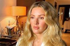 Kreacja ślubna piosenkarki Ellie Goulding podzieliła internautów.