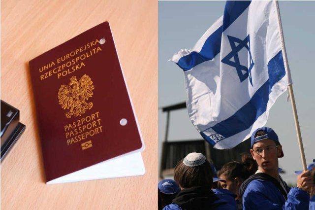 Młodzi mieszkańcy Izraela traktują polski paszport jak przepustkę do Unii Europejskiej