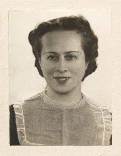 Irena Tuwim przed 1949 r.