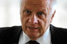 """Poseł Stefan Niesiołowski ostro krytykuje Kościół katolicki za stanowisko ws. in vitro. Ojca Rydzyka nazywa """"prostakiem"""". O kard. Dziwiszu mówi: """"Czuję do niego wstręt""""."""