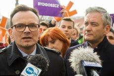 Marcin Anaszewicz w czwartek postanowił złożyć legitymację członkowską Wiosny. To on budował tę partię razem z Robertem Biedroniem.