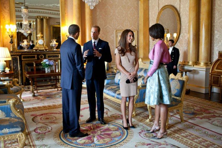 Podczas wizyty w Białym Domu