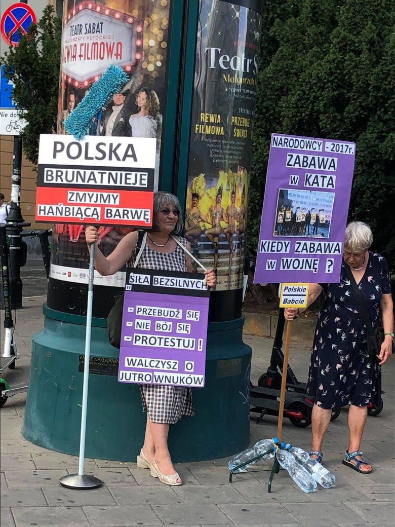 Polskie Babcie Fot. Izabela Koniarska