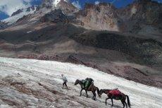 Dziennikarka i podróżniczka Monika Witkowska po raz kolejny zabiera czytelników w fascynującą podróż po górskich regionach. Do księgarni zawitała trzecia część jej cyklu ''Góry z duszą''