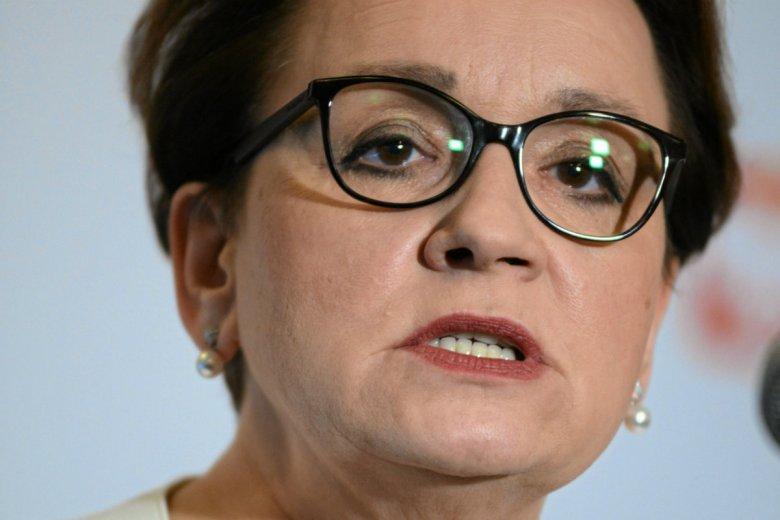 Podobno kandydatura Anny Zalewskiej do Europarlamentu wcale nie jest pewna. Dla PiS chaos w systemie edukacji i protesty nauczycieli to większy problem niż partia rządząca była skłonna przyznać.