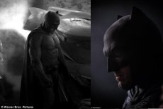Tak wygląda Ben Affleck jako Batman.
