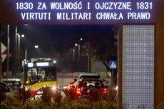 Brama Niepodległości stanęła w Ząbkach.