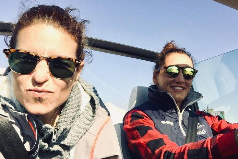"""Jolanta Ogar-Hill postanowiła wesprzeć kampanię """"Sportowcy przeciwko homofobii""""."""