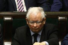 Jarosław Kaczyński może wrócić do Sejmu jeszcze w grudniu.