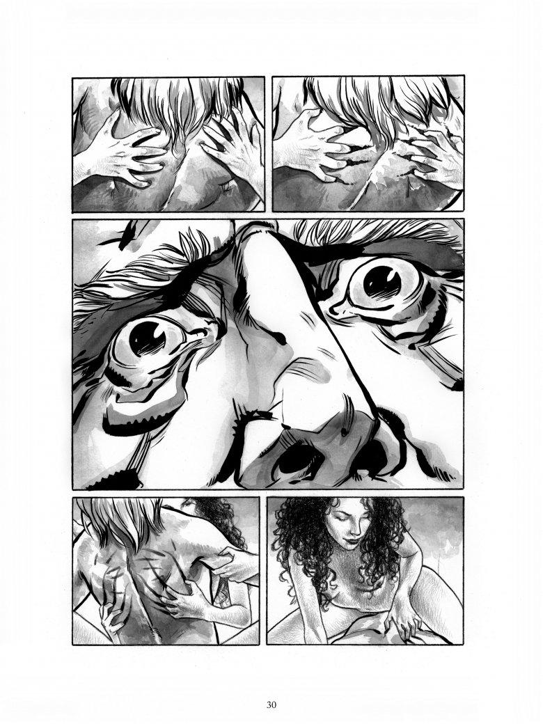 Anna Helena Szymborska to jedna z najbardziej utalentowanych współczesnych polskich rysowniczek.