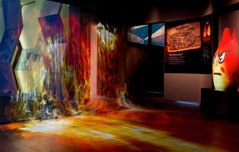 Muzeum Ognia w zaledwie 59-tysięcznych Żorach łączy multimedialne zaawansowanie z konkretną wiedzą