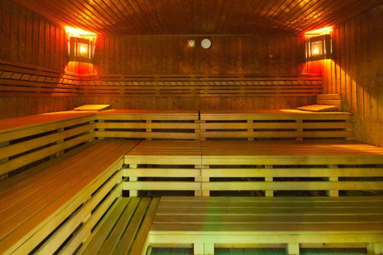 Sauna fińska - to tu odbywają się sesje aufguss
