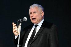 Jarosław Kaczyński wpisał się w antyunijną retorykę, z której w ostatnim czasie zasłynął Andrzej Duda.