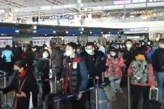 W Wuhan wciąż przebywa kilkudziesięciu Polaków.