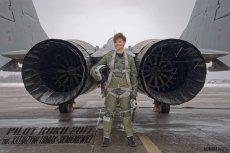 Katarzyna Tomiak-Siemieniewicz to pierwsza Polka, która lata myśliwcami.