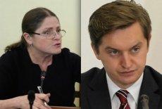 Krystyna Pawłowicz odpowiedziała Sebastianowi Kalecie, który ocenił jej wpisy na Twitterze.