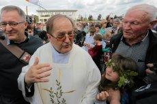 Ojciec Rydzyk nie dotarł na urodziny Radia Maryja w Bydgoszczy.