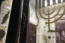Do ataku na synagogę doszło w biały dzień.