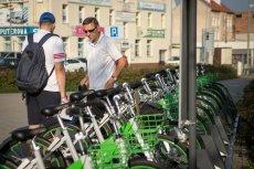 Rowery miejskie, które oddano do użytku w Olsztynie, zostały zdemolowane w ciągu dwóch dni.