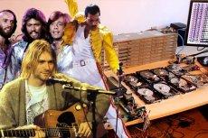 Floppotron to orkiestra złożona przede wszystkim ze stacji dyskietek. Polski programista gra na nich covery znanych przebojów