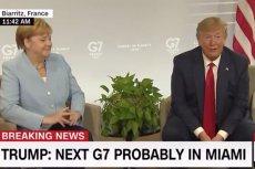 Politycy spotkali się w ramach szczytu G7.