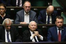 Europoseł Tomasz Poręba może poprowadzić kampanię wyborczą PiS do PE.