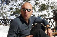 Rafał Fronia to jeden z członków zimowej wyprawy polskich himalaistów na K2.