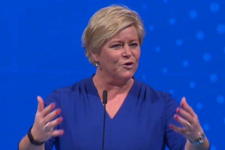 Siv Jensen z norweskiej Partii Postępu wymyśliła coś, co może uderzyć w Polaków.
