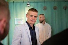 Tomasz Komenda stawił się w sądzie w Opolu na rozprawie dot. zadośćuczynienia za niesłuszne skazanie i odbytą karę.