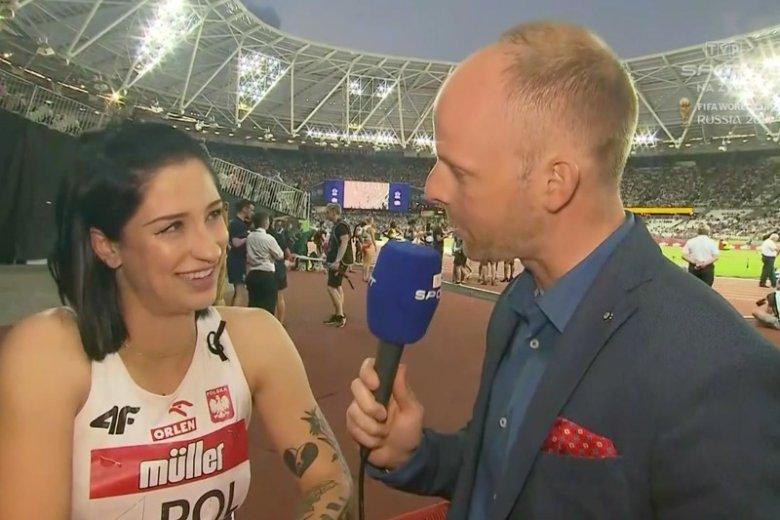 Ewa Swoboda ucieszyła się z sukcesu przyjaciółki, Martyny Kotwiły.