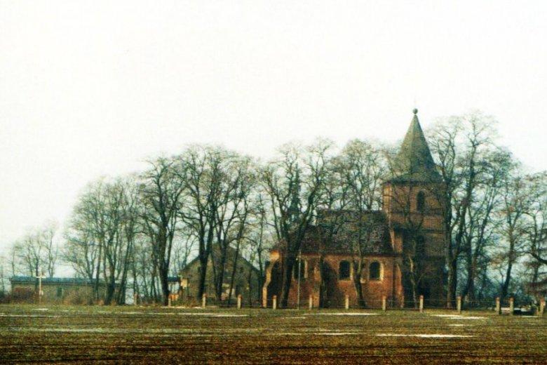 Kościół św. Jana Chrzciciela w Janikowie w Kujawsko-Pomorskiem