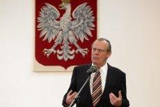 Wacław Berczyński zrezygnował z przewodniczenia podkomisji MON do spraw katastrofy smoleńskiej.