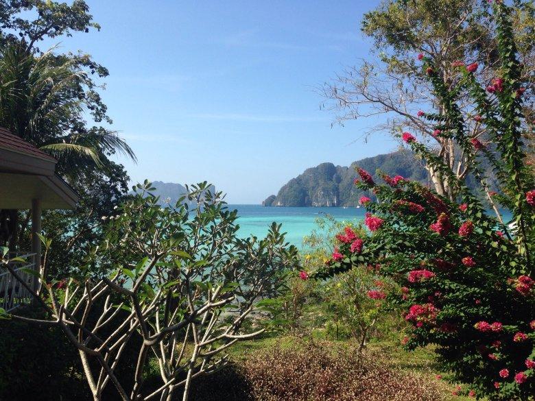 Widoczki na Koh Phi Phi Don.