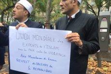 Imamowie zapewniali, że szanują wartości Republiki Francuskiej