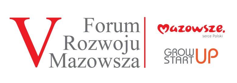 V Forum Rozwoju Mazowsza Grow Up Start Up