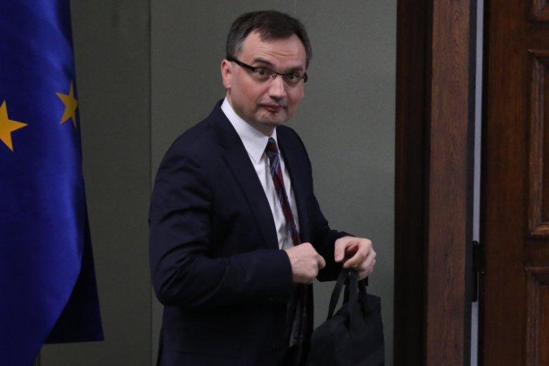 NIK o działaniach Ziobry: ministerstwo sprawiedliwości złamało prawo.