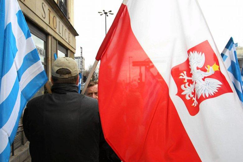 Podczas piątkowego meczu wielu Polaków będzie kibicowało wspólnie z Grekami