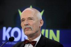 Janusz Korwin-Mikke komentuje spór wokół TK.