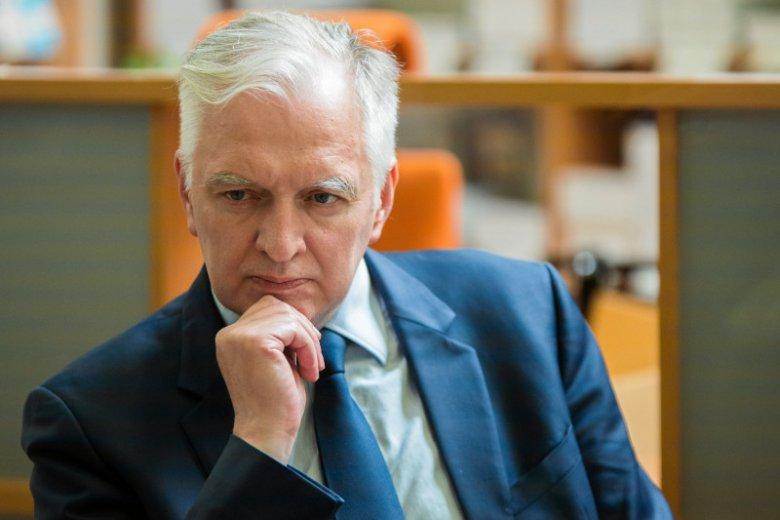 Jarosław Gowin Podjechał Do Fryzjera Limuzyną Mimo Iż Miał 300