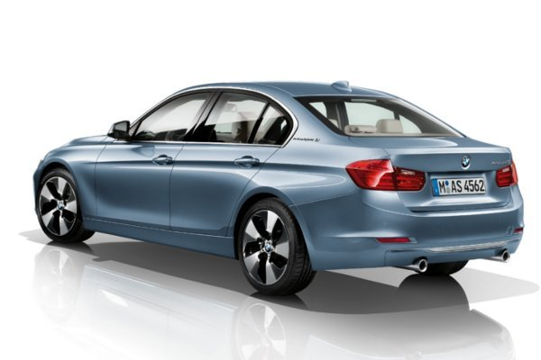 BMW 3 Active Hybrid