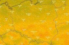 Najbliższy tydzień w Polsce z temperaturą poniżej 23 stopni.