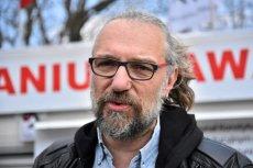 Mateusz Kijowski, były szef KOD, mówi, że jest w złej sytuacji. Poważnie myśli o emigracji, choć wolałby zostać w Polsce.